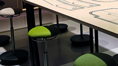 "STOCKHOLM FURNITURE & LIGHT FAIR 2014""Upholstered furniture components"""